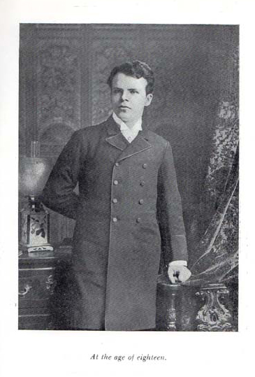 Portrait at eighteen The Memoirs of Frederic Lamond MacLellan, Glasgow 1949