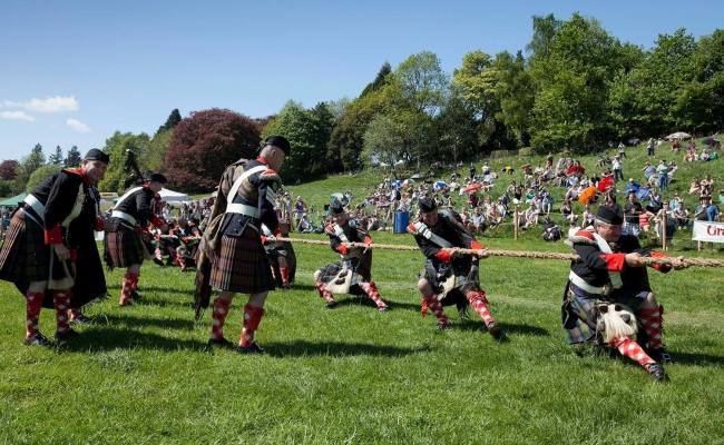 Highland Games Traditions Scotland Org