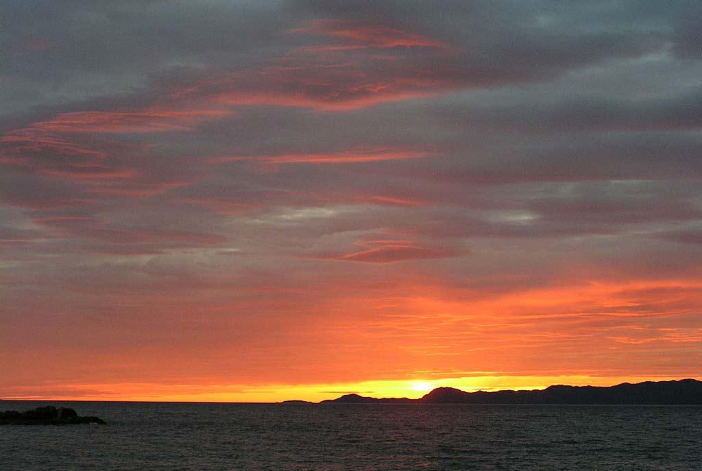 Northern Lights Isle Skye