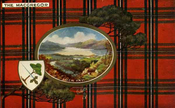 Clan MacGregor their Castle and information