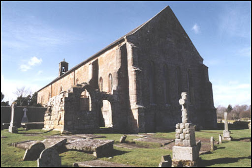 Fearn Abbey
