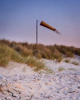Wind Sock, Findhorn