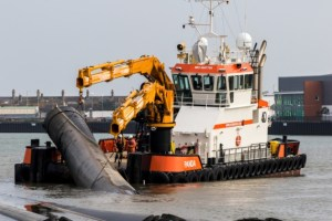 Lifting Pipes out of the Water