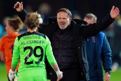 Glasgow City manager Scott Booth is preparing his team to face Valur in Iceland. Victory would secure a place in the last 32 of the Champions League