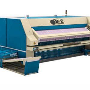 IF-32130 - B&C IF Series Professional Ironer/Folder/Feeder/Stacker