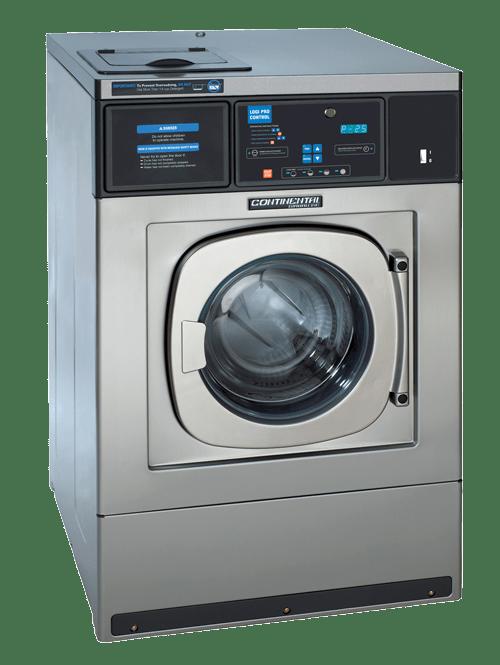 rem025 - continental 25lb hard mount washer