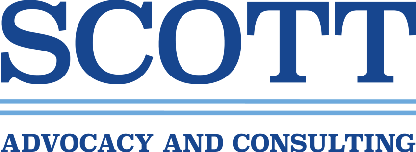 Scott Advocacy and Consulting logo