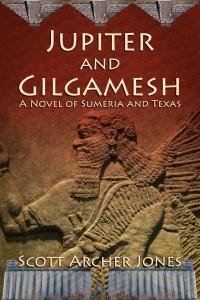 Jupiter aand Gilgamesh  cover www.SYPPublishing.com