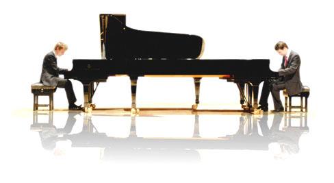 TWO PIANO DUO