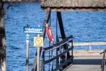Fiskebrygga = fishing pier.