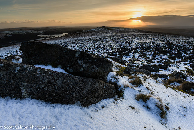 new-dartmoor-frozen-sunset-plymouth-photography