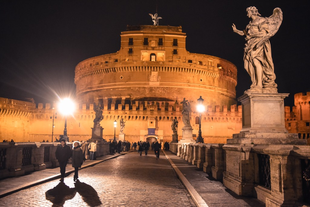 new-rome-castel-sant-angelo-photography