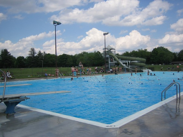 Iowa Park Swimming Pool