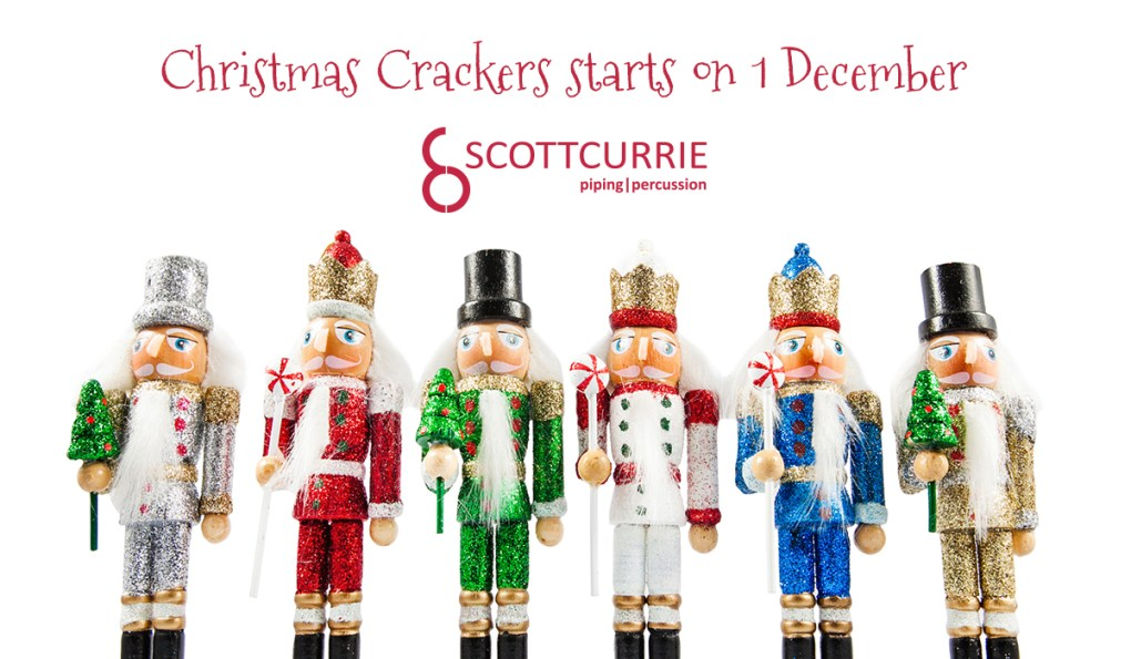 Christmas Crackers Starts 1 December