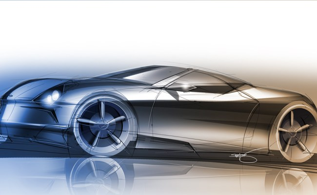 Car Renderings Scottdesigner