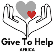 Give To Help Africa Logo Small