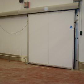 heavy duty sliding door