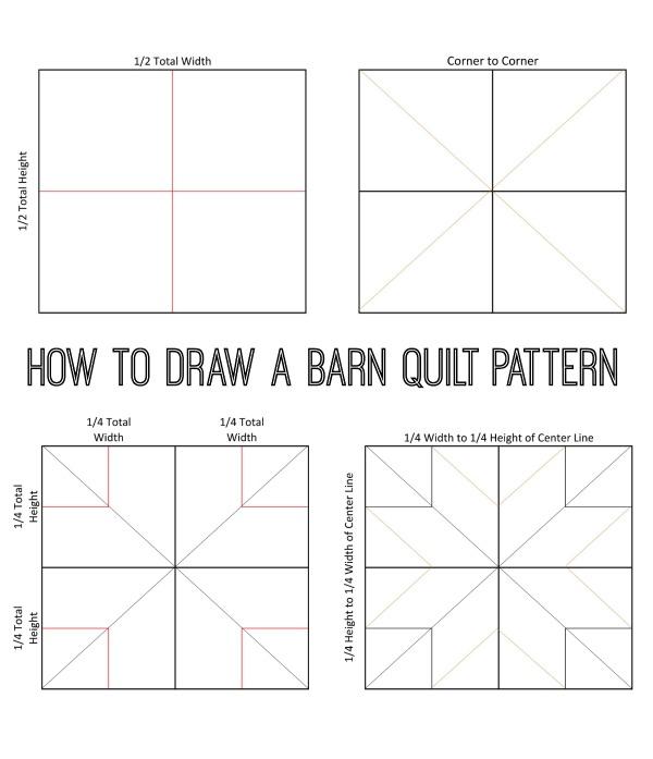 Barn Making Steps Quilt