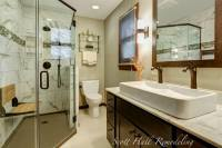 Westerville Ohio Bathroom Remodel - Scott Hall Remodeling