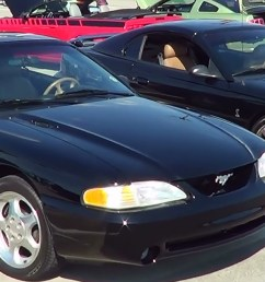 1995 ford mustang cobra hardtop convertible scottiedtv coolest cars on the web [ 2204 x 938 Pixel ]