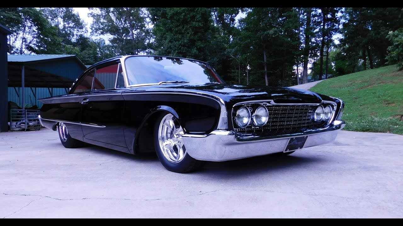 1960 Ford Starliner Alloways Hot Rod Shop Pro Auto Custom Interiors by Steve Holcomb