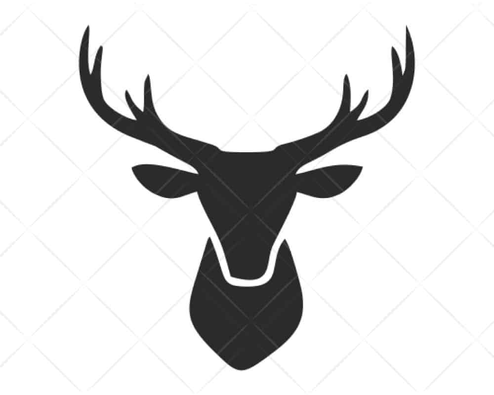 Download Deer 25 SVG Cut Files for Cricut and Silhouette | Scotties ...