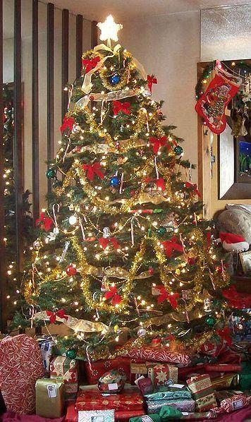 Christmas Tree Skelton Dancing Instructions
