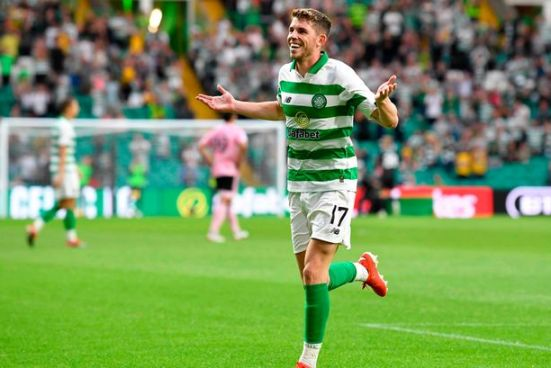 Ryan Christie Celtic