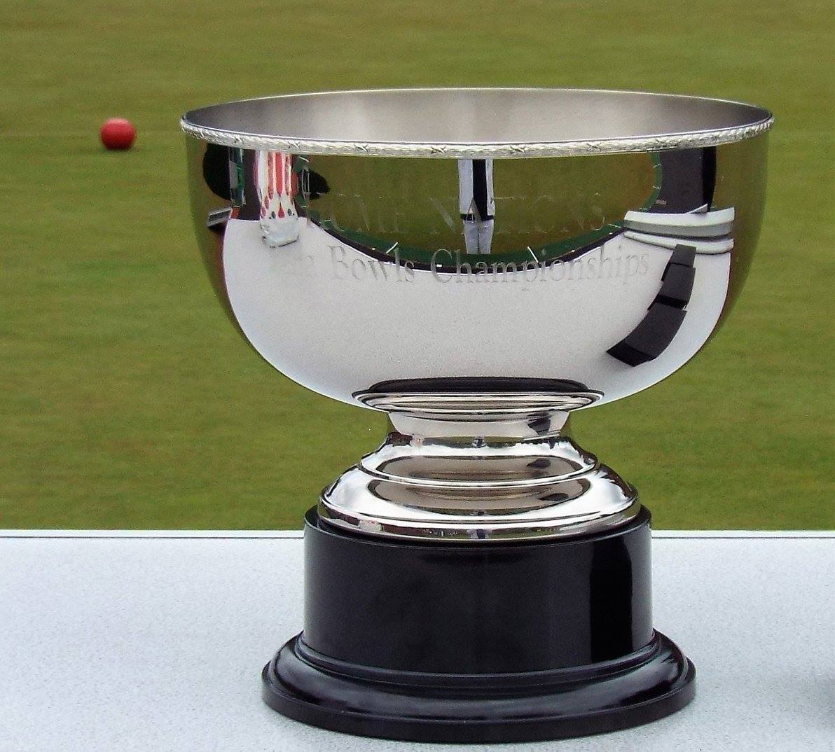 2016 Home Nations Bowls Tournament trophy