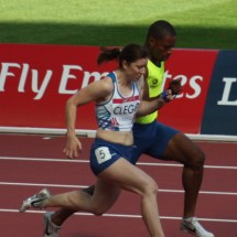 Libby Clegg and Mikail Huggins (2)
