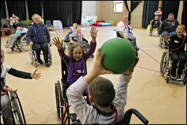 Go Kids Go Wheelchair Skills Workshop