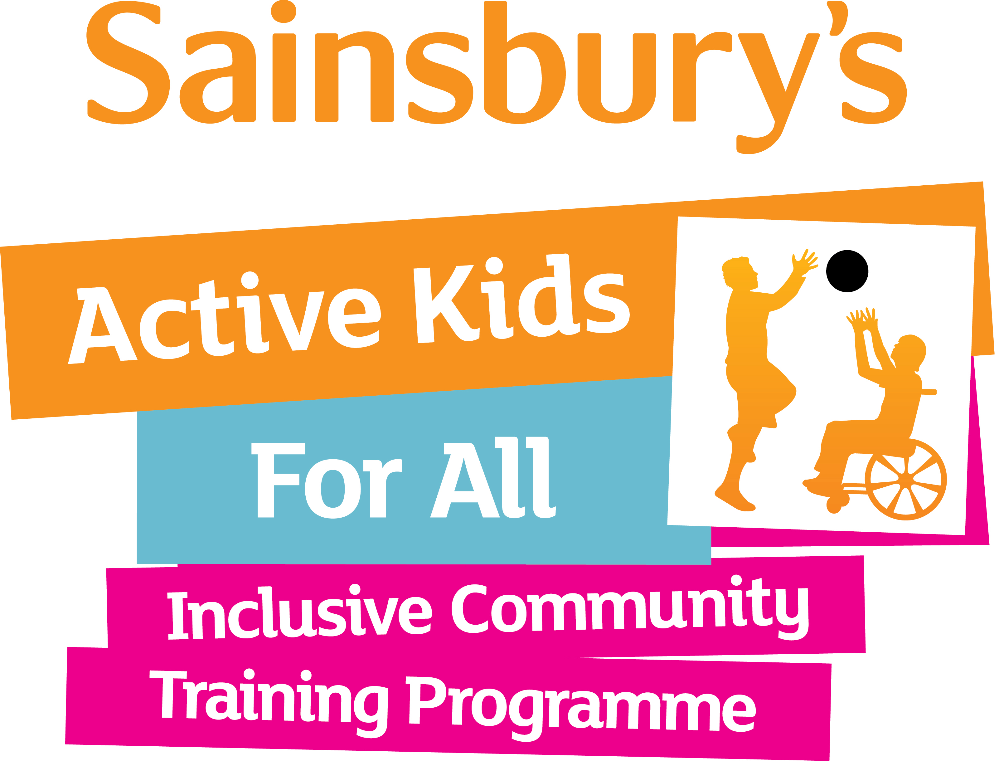 Sainsbury's Active Kids for All