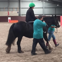 Equestrian at the Discovery Games