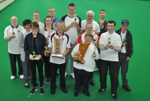 East Fife Indoor Winners and Runners Up