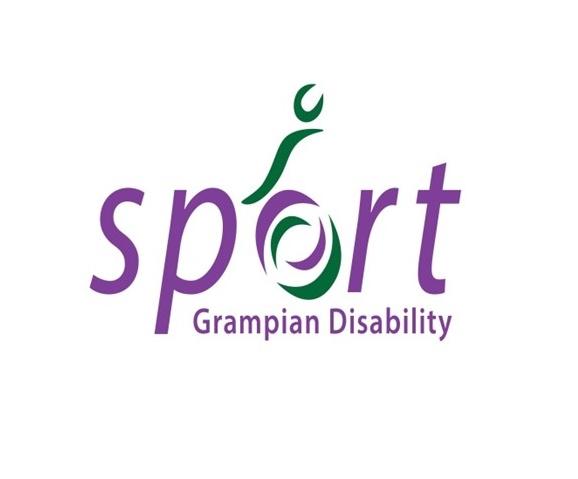 Grampian Disability Sport logo