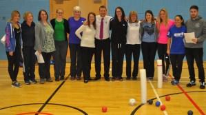 Group photo of course participants