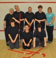 East Fife CSS Unihoc Team