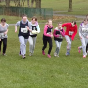 Cross Country West Series 3 @ Chateuherault Country Park