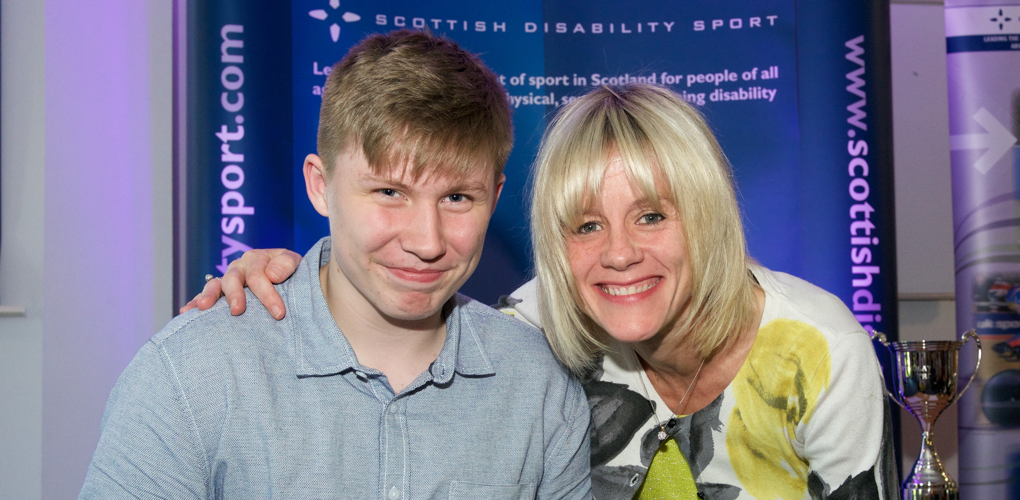 Scottish Disability Sport Annual Awards Nominations