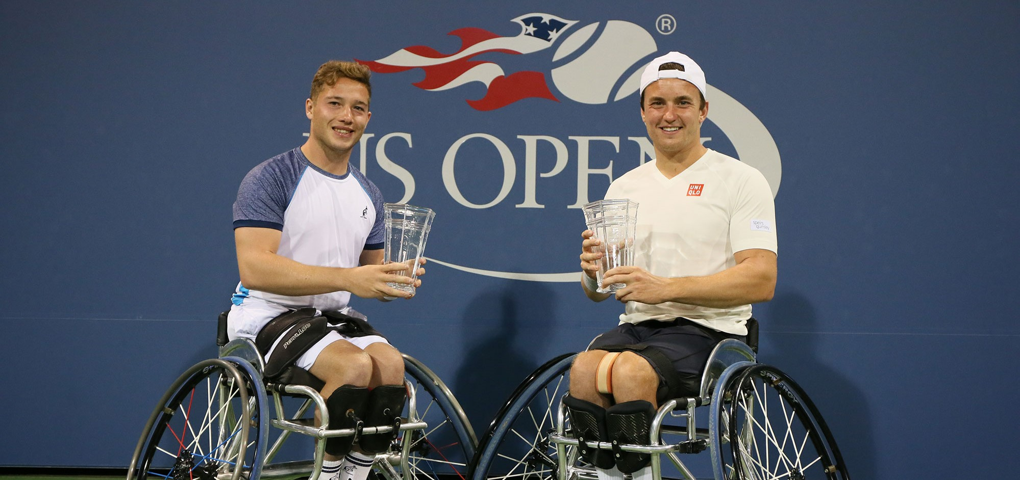 Sensational Saturday for Brits with Wins at US Open Wheelchair Tennis