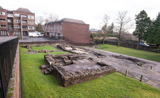 1million To Boost Interest In The Antonine Wall