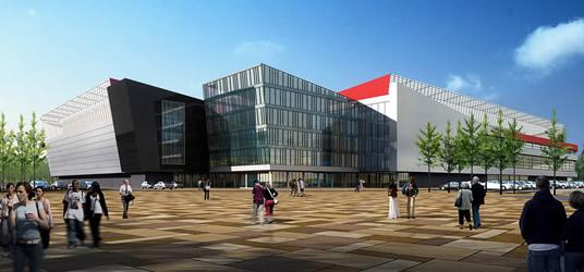 Aberdeen's Proposed New Stadium