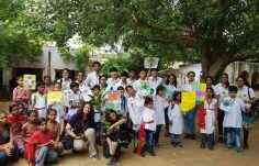 Tree Plantation Drive by Highlanders (6)