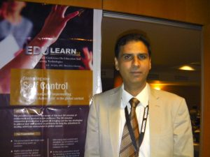 Dr Kartikay Saini - EduLEARN-Barcelona, Spain in 2012- Conducted workshop on 'Controlling your self-control-Myths & Realities of True Assessment in the Global context' (3)