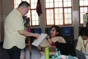 IB workshop on 'Approaches to teaching and learning' (5)