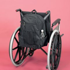 Mobility Chair Accessories High For Autistic Child Wheelchair Bag Homecraft Deluxe The Centre