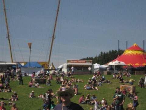 Wickerman Festival Scotland July 2010