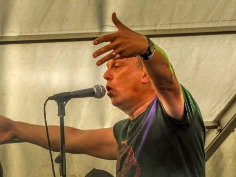 Tom Hingley & The Kar-pets @ Kubix Festival 2019