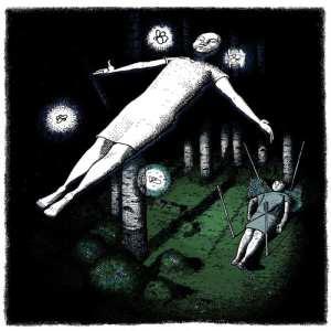 'Four of Arrows' album art