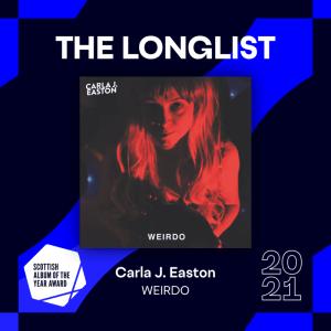 SAY21 Longlist - Carla J Easton -Sqr